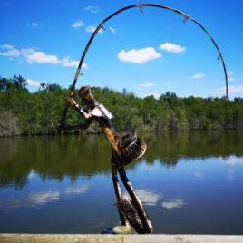 Droit de pêche a la journée